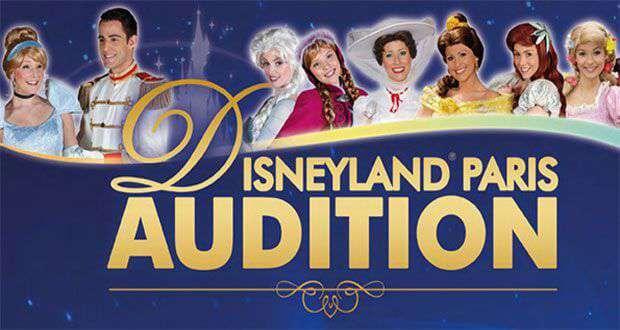 Audizione per lavorare a Disneyland Paris