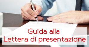 Come scrivere la Lettera di presentazione