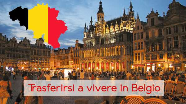 Vivere e lavorare in Belgio