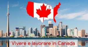 Come lavorare in Canada