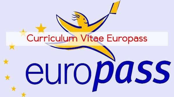 Modello di curriculum vitae Europass