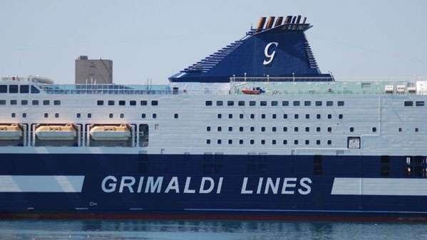 Grimaldi lines assunzioni