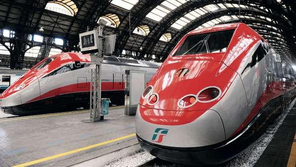 Treno delle Ferrovie dello Stato