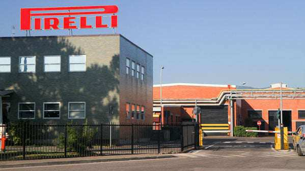Fabbrica Pirelli in Germania
